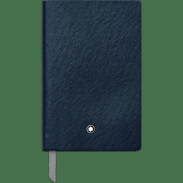 Montblanc-Fine-Stationery-Cuaderno--148-azul-indigo-con-lineas