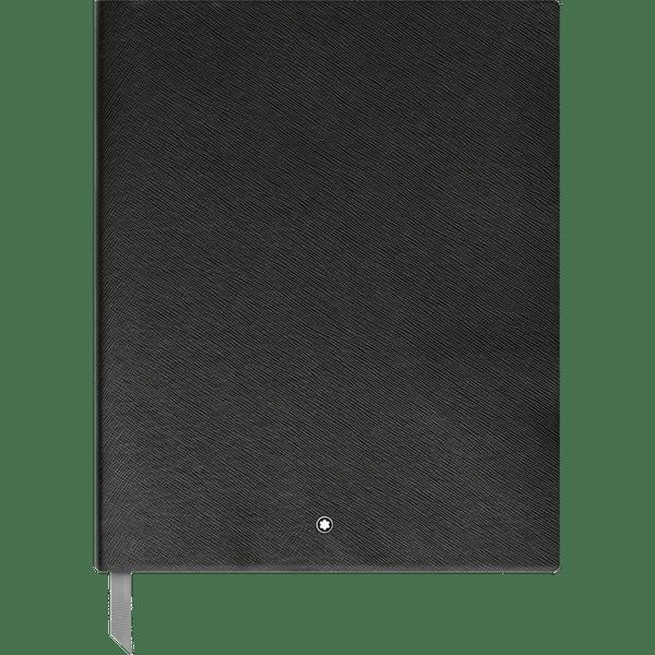 Montblanc-Fine-Stationery-Cuaderno-de-dibujo--149-negro-con-lineas