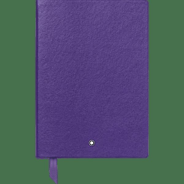Montblanc-Fine-Stationery-Cuaderno--146-purpura-con-lineas