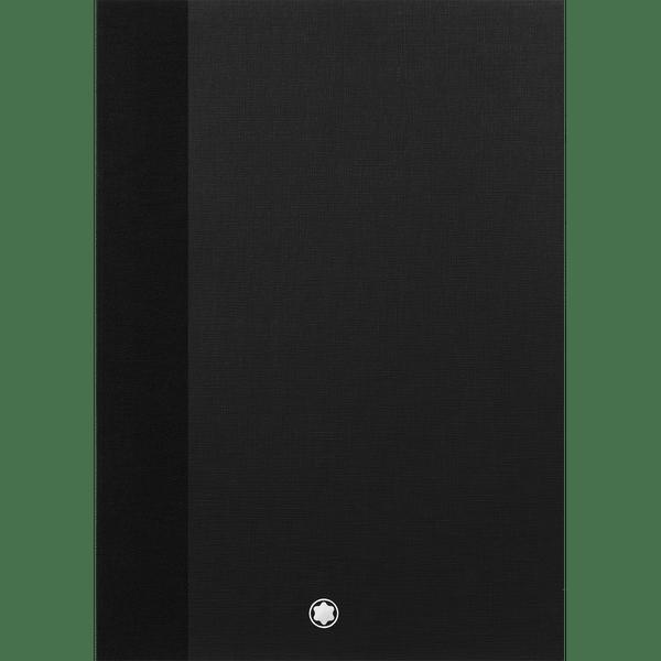 2-Montblanc-Fine-Stationery-Cuadernos--146-Fino-negro-hojas-en-blanco-para-Augmented-Paper