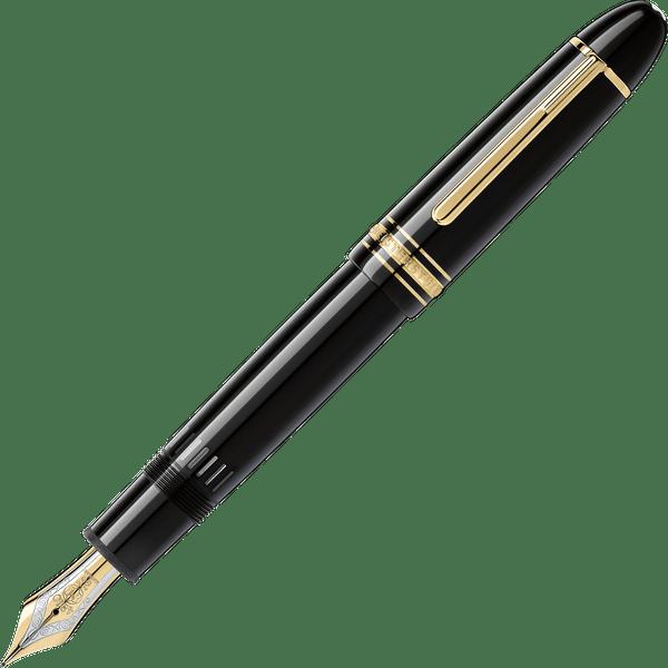 Meisterstuck-149-dorado-Pluma-estilografica