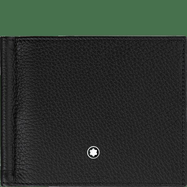 Cartera-Meisterstuck-Soft-Grain-para-4-tarjetas-con-pinza-para-billetes-grande