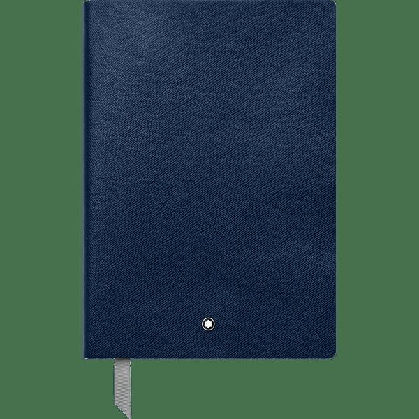 Montblanc-Fine-Stationery-Cuaderno--146-azul-indigo-cuadriculado