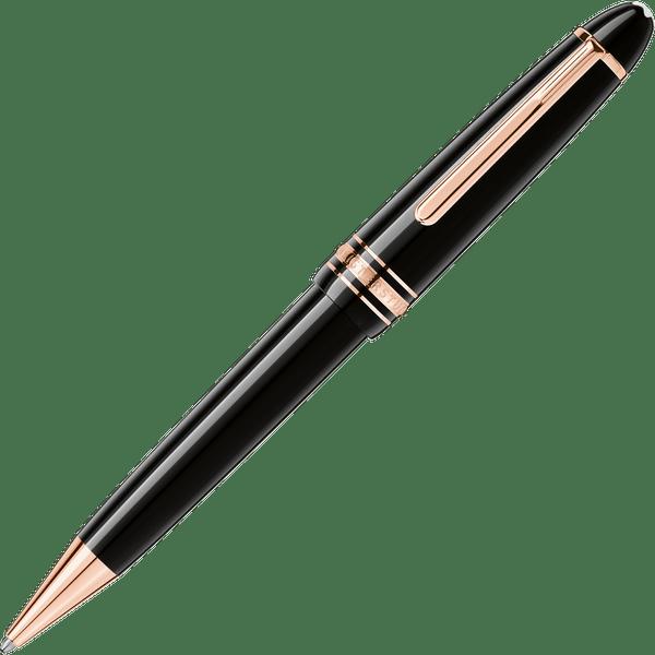 Meisterstuck-LeGrand-acabado-dorado-rosa-Boligrafo