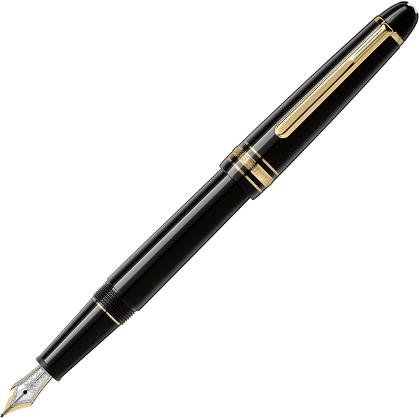 Meisterstuck-Classique-dorado-Pluma-estilografica