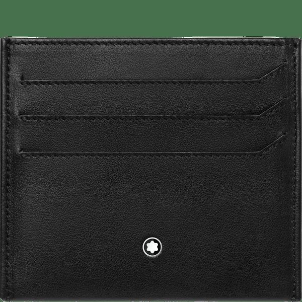 My-Montblanc-Nightflight-Portatarjetas-de-bolsillo-para-3-tarjetas-con-monedero