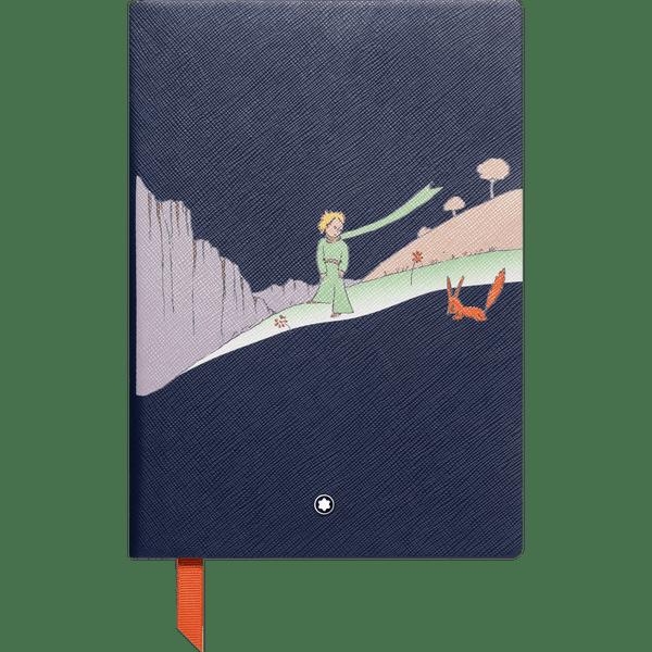 Montblanc-Fine-Stationery-Edicion-Le-Petit-Prince-Cuaderno--146-con-lineas