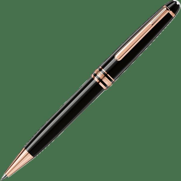 Meisterstuck-Classique-chapado-en-oro-rosa-Portaminas-0.7-mm