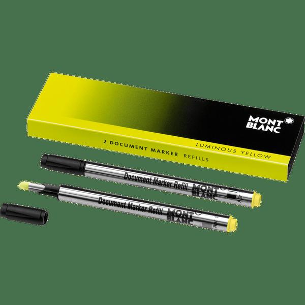 2-recambios-para-marcador-de-documentos-Luminous-Yellow