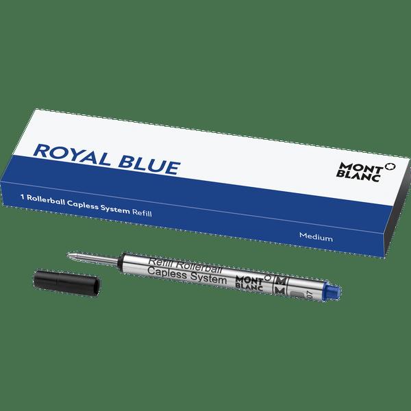 1-repuesto-para-rollerball-sin-capuchon--M--Royal-Blue