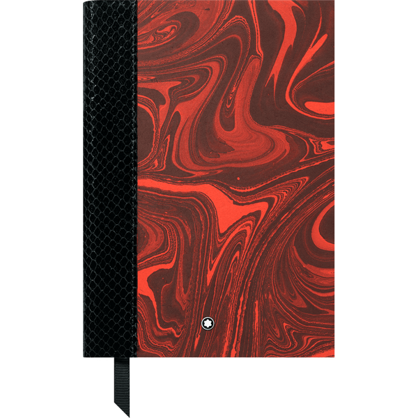 119501---Notebook--146-Heritage-Rouge-et-Noir-Serpent-Marble_1903246