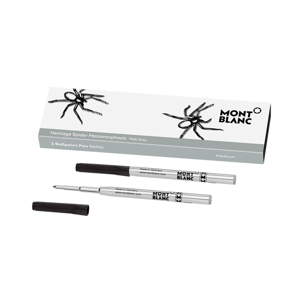 118203---2-Ballpoint-Pen-Refills--M--Heritage-Spider-Grey_1841998